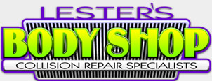 Lester's Body Shop Logo